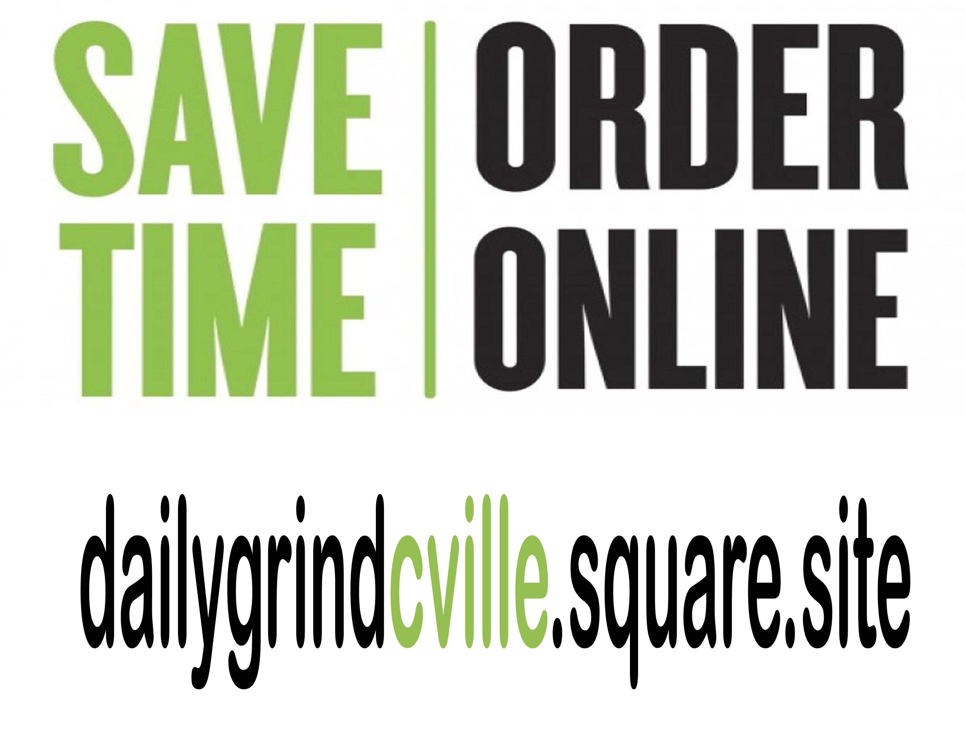 save time order online